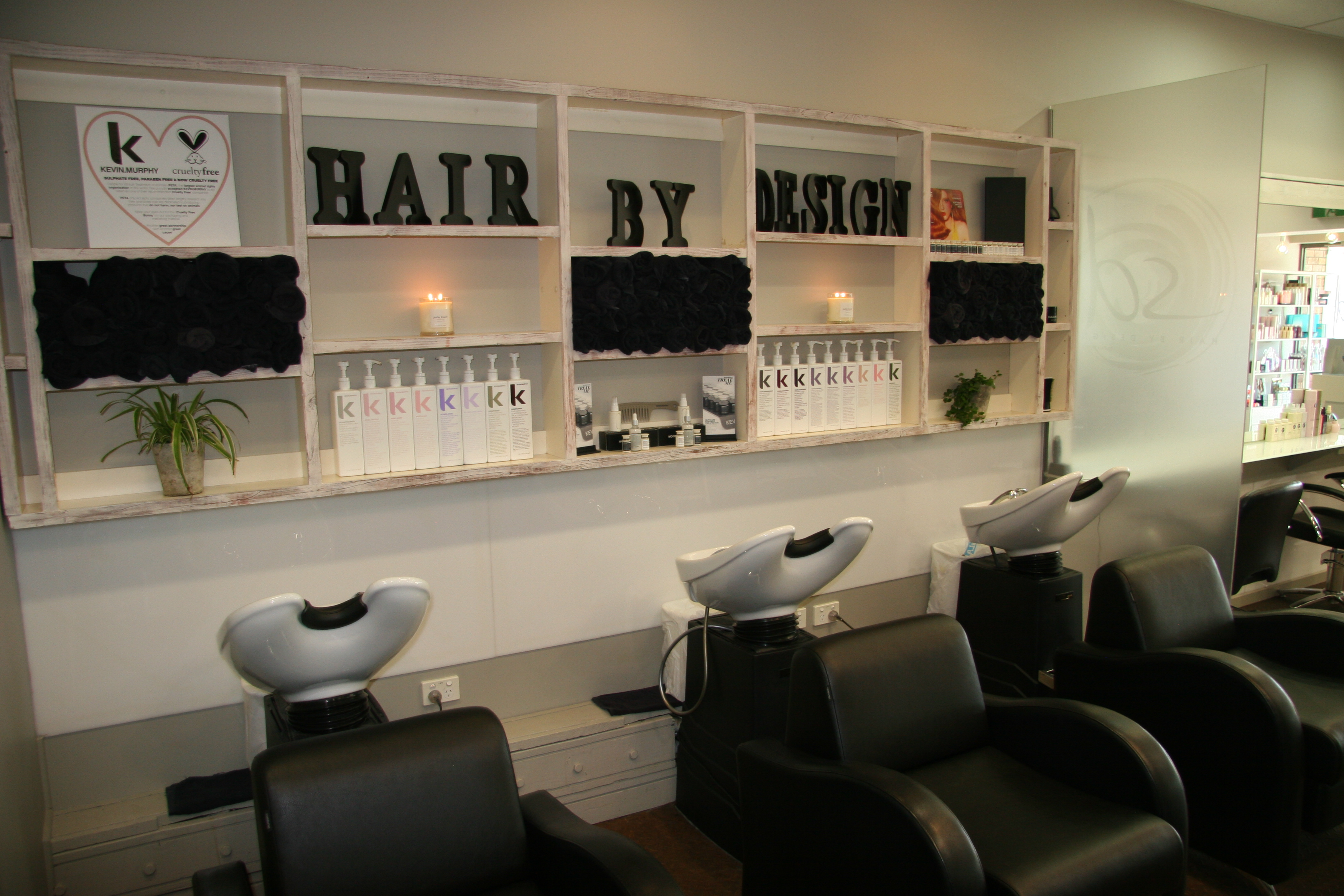 Loreal professional salon hair by design for Pictures of salons