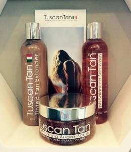 tuscan tan products