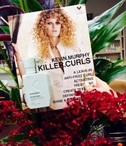 killer curls & flowers