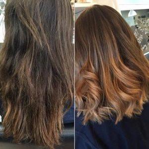 OMBRE BY AMBER