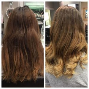 CHLOE OMBRE BY SARAH