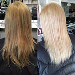 amber blonde